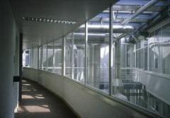 SGG Pyroswiss® Extra Brandschutzglas