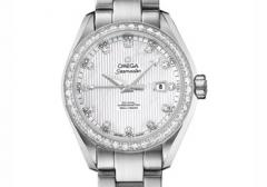 Uhren OMEGA Seamaster Aqua Terra 34mm