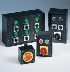 Sicherheitsschalter und Anlagentrennschalter