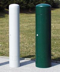 Modell Rondo - Energie-Poller für Fix-Montage mit