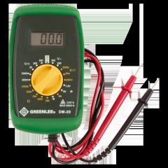 DM-20 Digitalmultimeter 300 V AC/DC