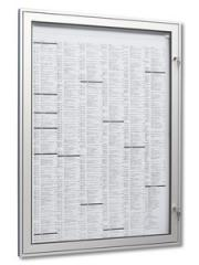Schaukästen - Plakat-Line Schaukasten