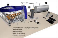 Melksysteme - Automatisches Melken