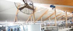 Stallsystemsteuerung für Belüftung und Beleuchtung