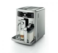 Xelsis Kaffeevollautomat aus poliertem Stahl mit Digital ID HD8946/01