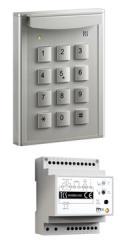 Elektronische Zutrittskontrolle für zu Hause