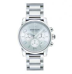 Uhren Montblanc Silver Dial Steel