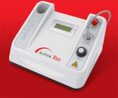 Alpha Red Roter Flächenlaser 650nm