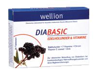 12 Vitalstoffe für Diabetiker Diabasic