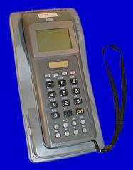 Barcode Scanner für PLatzkontrolle