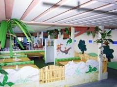 Möbel Kinderrestaurant