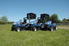 Traktoren Iseki SXG 19