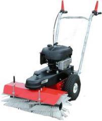 Schmutz- und Schneekehrmaschine Limpar 67