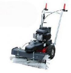 Schmutz- und Schneekehrmaschine Limpar 72