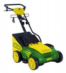 Gartentechnik Vertikutierer VE 3909