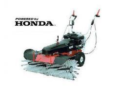 Schmutz-und Schneekehrmaschine Limpar 102 GXV