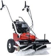 Schmutz-und Schneekehrmaschine tk17
