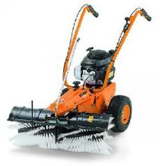 Schmutz-und Schneekehrmaschine 730 EcoBrush