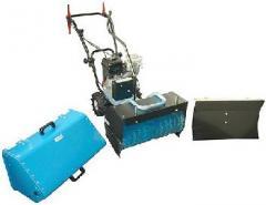 Schmutz-und Schneekehrmaschine GKM 6,5 ECO 3 IN 1