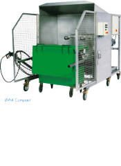 BWA Compact Cleaning System