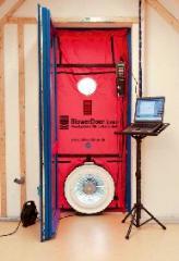 Blower Door - MessSysteme für Luftdichtheit