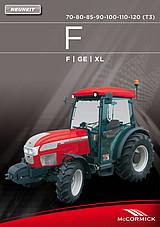 Traktore McCormick F- Serie (74-98PS)