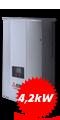 Photovoltaik Wechselrichter PV-S-Serie