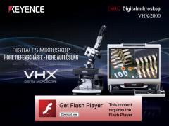 Modellreihe VHX-2000 Digitalmikroskop