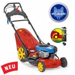 Benzin-Rasenmäher WOLF Garten BluePower 48 A HW ES
