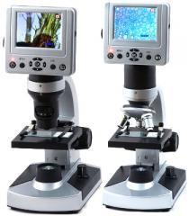 LCD-35 Digital-Mikroskop mit max. 400x