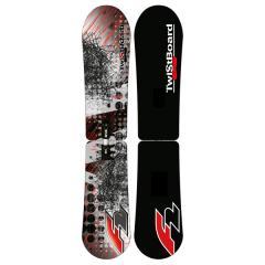 Snowboards Agent Black Twist