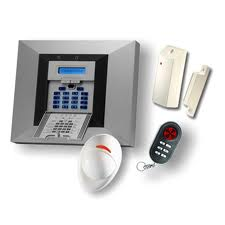 Alarmanlagen - Verdrahtete und Hybridsysteme