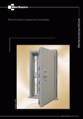 Wertschutzraumtüren