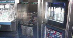 Maschinen- und Installationsfächer Kältetechnische Ausstattungen