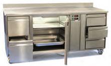Kühltische Kundenindividuelle Bauformen
