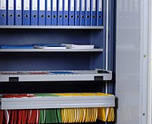 Feuerschutz für Papierdokumente Capella II