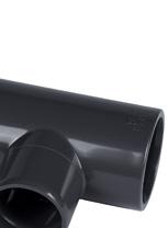 PVC Rohrsysteme und Fittinge