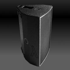 TX-1A – 10Zoll Dimensionen