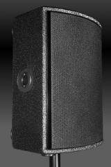 CX-1A – Eine runde Sache Akustik unserer Lautsprecher der Optik