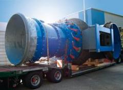 Global Hydro Energy Kaplan-Turbinen