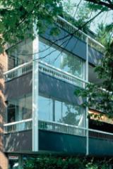 Beschläge für Balkon- und Sitzplatzverglasungen