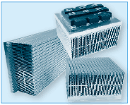 Pressed Fin Heat Sinks
