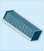 High Density Extruded Heat Sinks