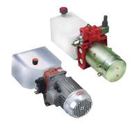 Kompaktaggregate Hydraulik & Antriebstechnik