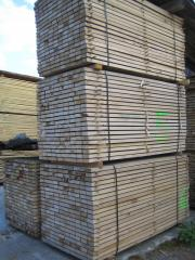 Buche Palettenkantholz