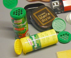Verpackungen und verschlüsse