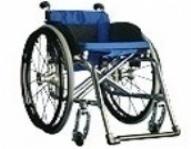 Rollstühle > Aktivrollstühle mit Faltrahmen > Avantgarde Ti Ultra - Otto Bock
