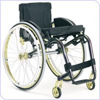 Rollstühle > Aktivrollstühle mit Starrrahmen > Küschall K-Serie - K4
