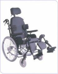 Rollstühle > Multifunktionsrollstuhle > 706 Clematis - Invacare