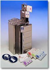 Beutel Lagersysteme für Flüssigstickstoff